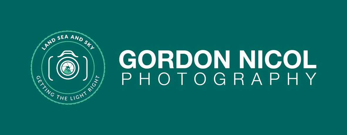 Gordon Nicol Photography Logo