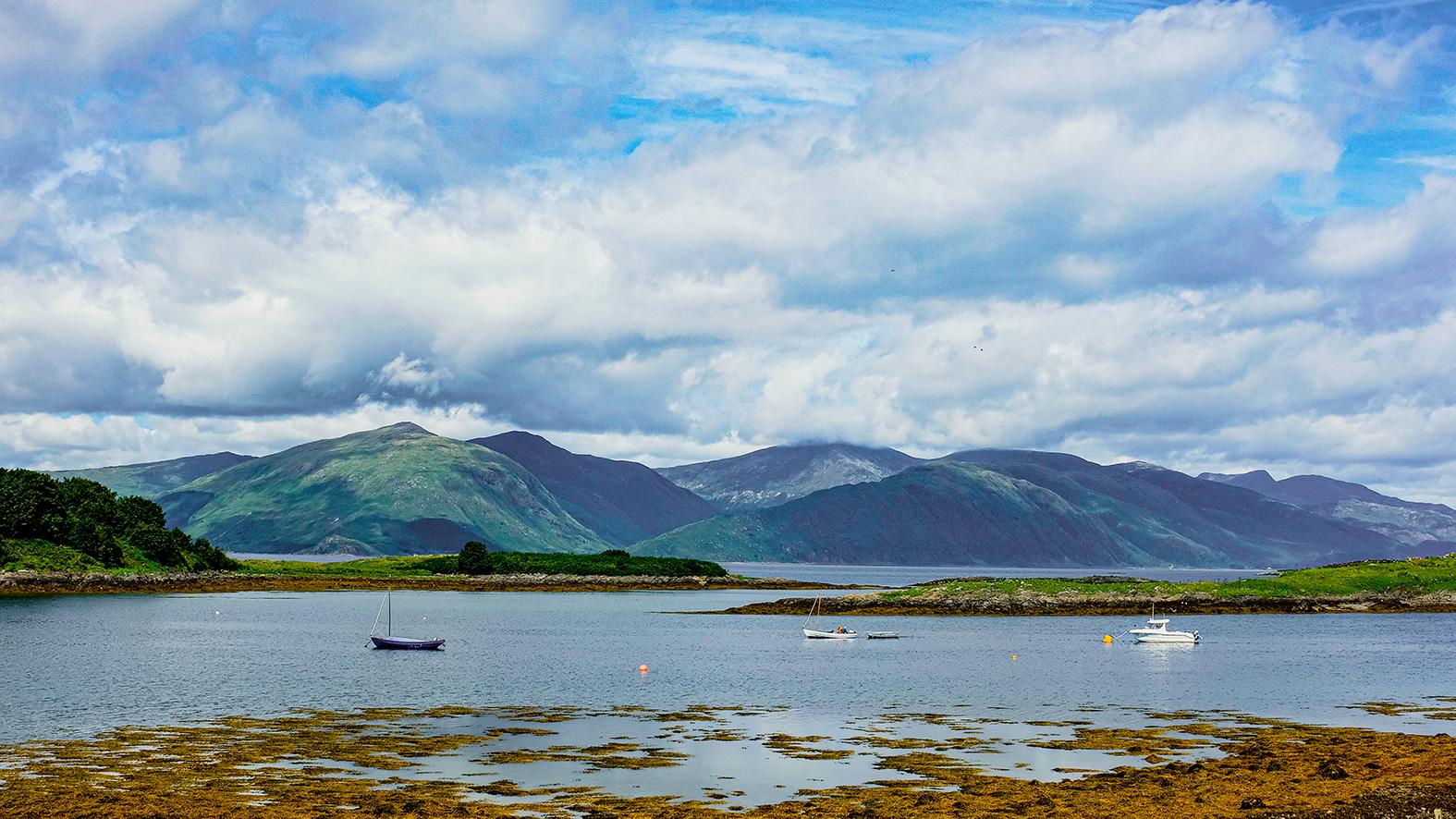 Isle of Lismore  photography holiday