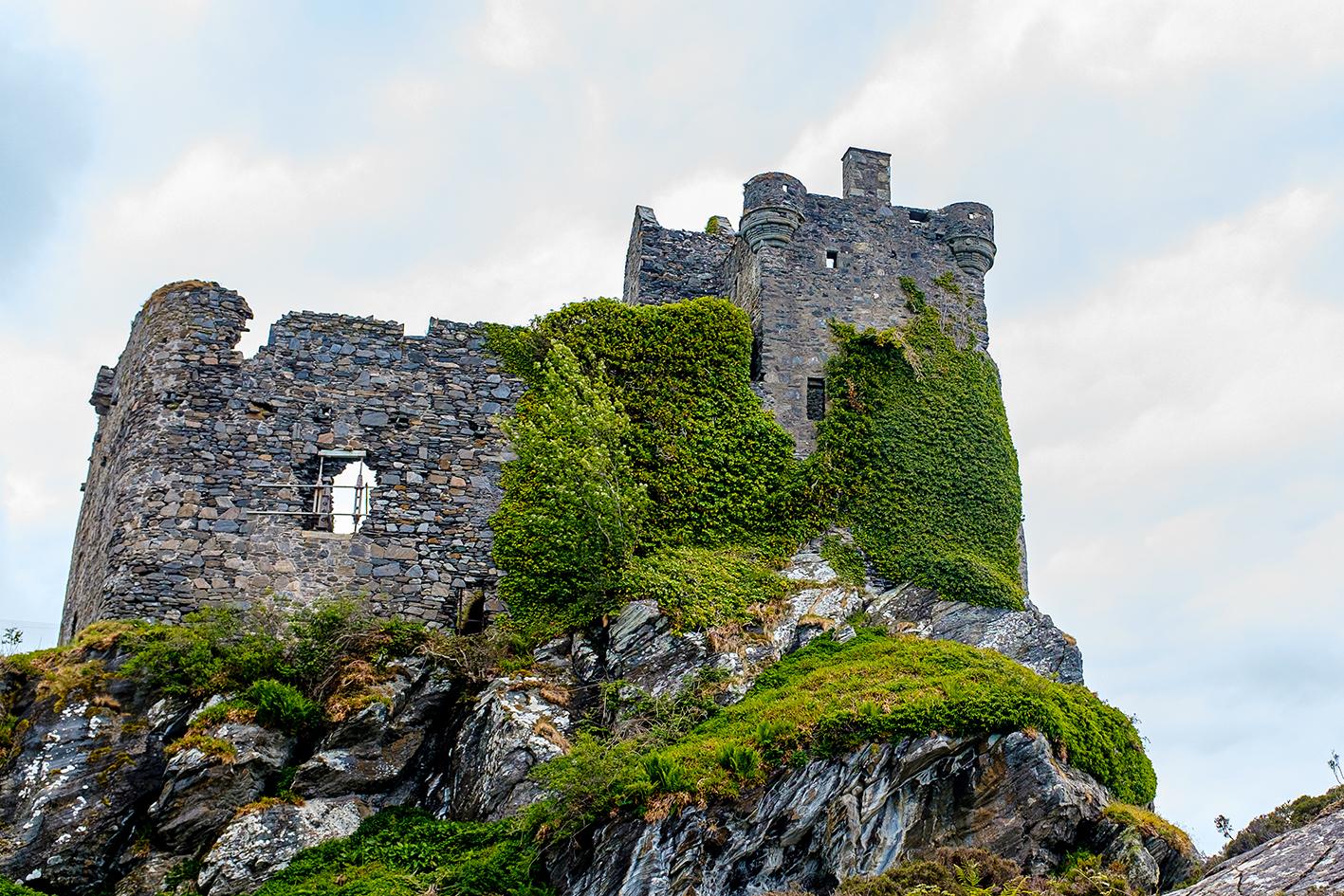 Kilchurn Castle  photography holiday