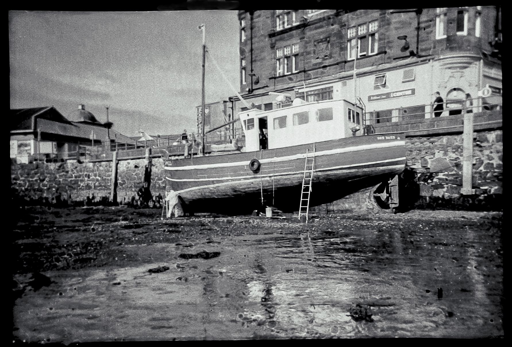 Shoot Film Photography Workshop- Oban Boat Painting