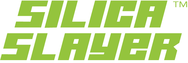 Silica Slayer logo