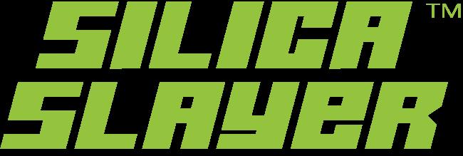 Silica Slayer logo