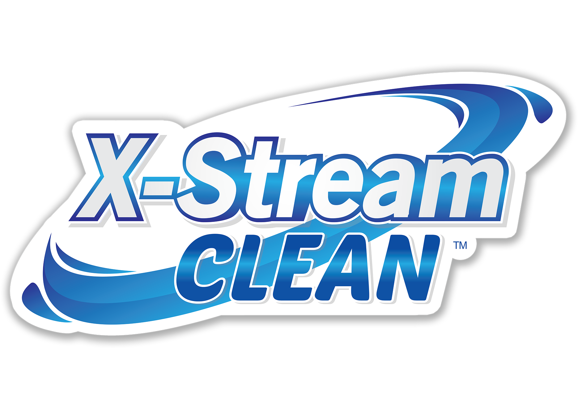 Official X-Stream Clean logo