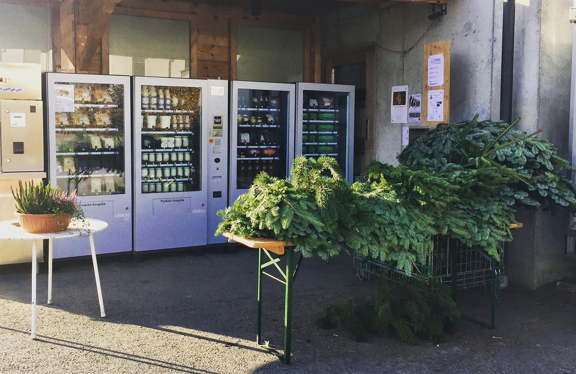 Bild von den Automaten