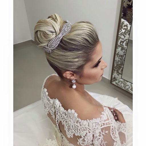 6 estilos de penteado de noiva para você se inspirar!