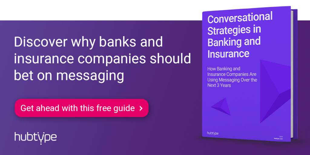 Conversational Strategies in Banking and Insurance