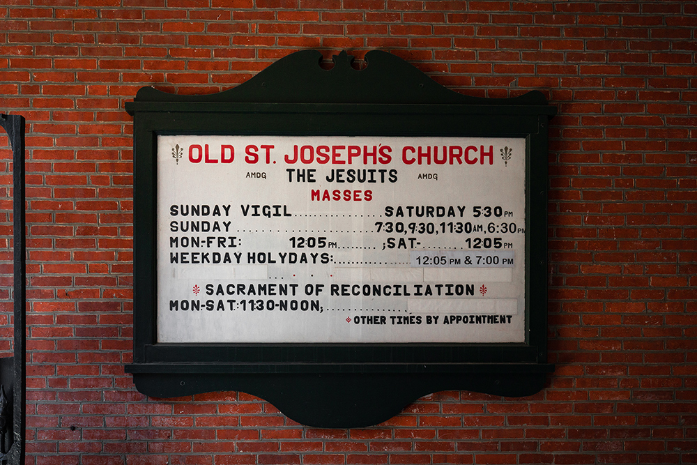 Old St. Joseph's Church