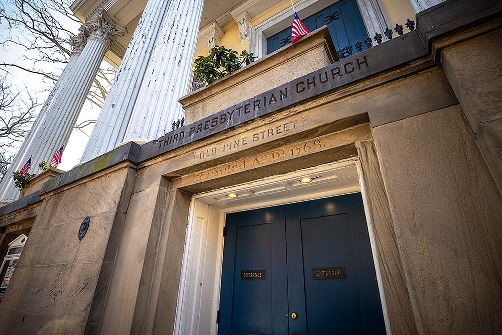 Old Pine St. (Third) Presbyterian Church