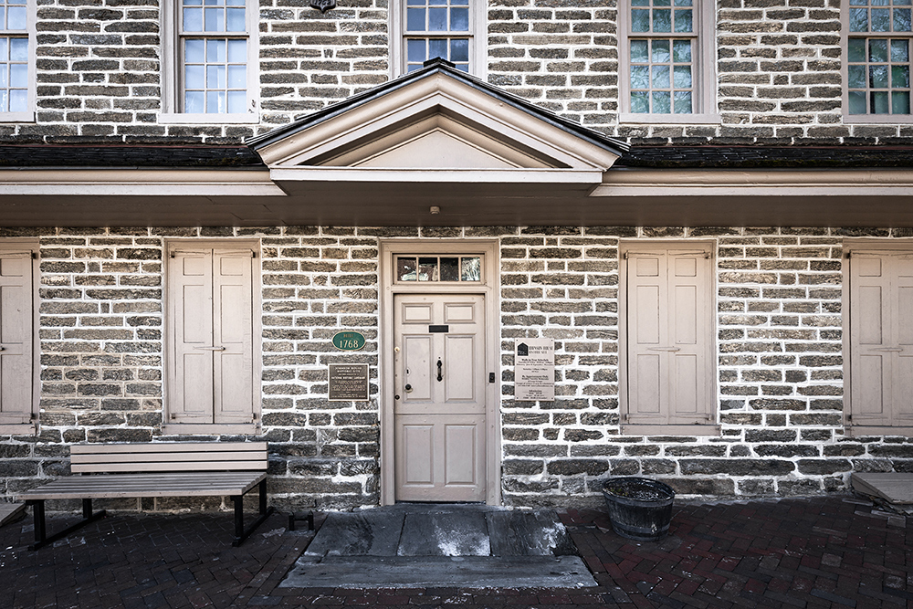 Johnson House Historic Site