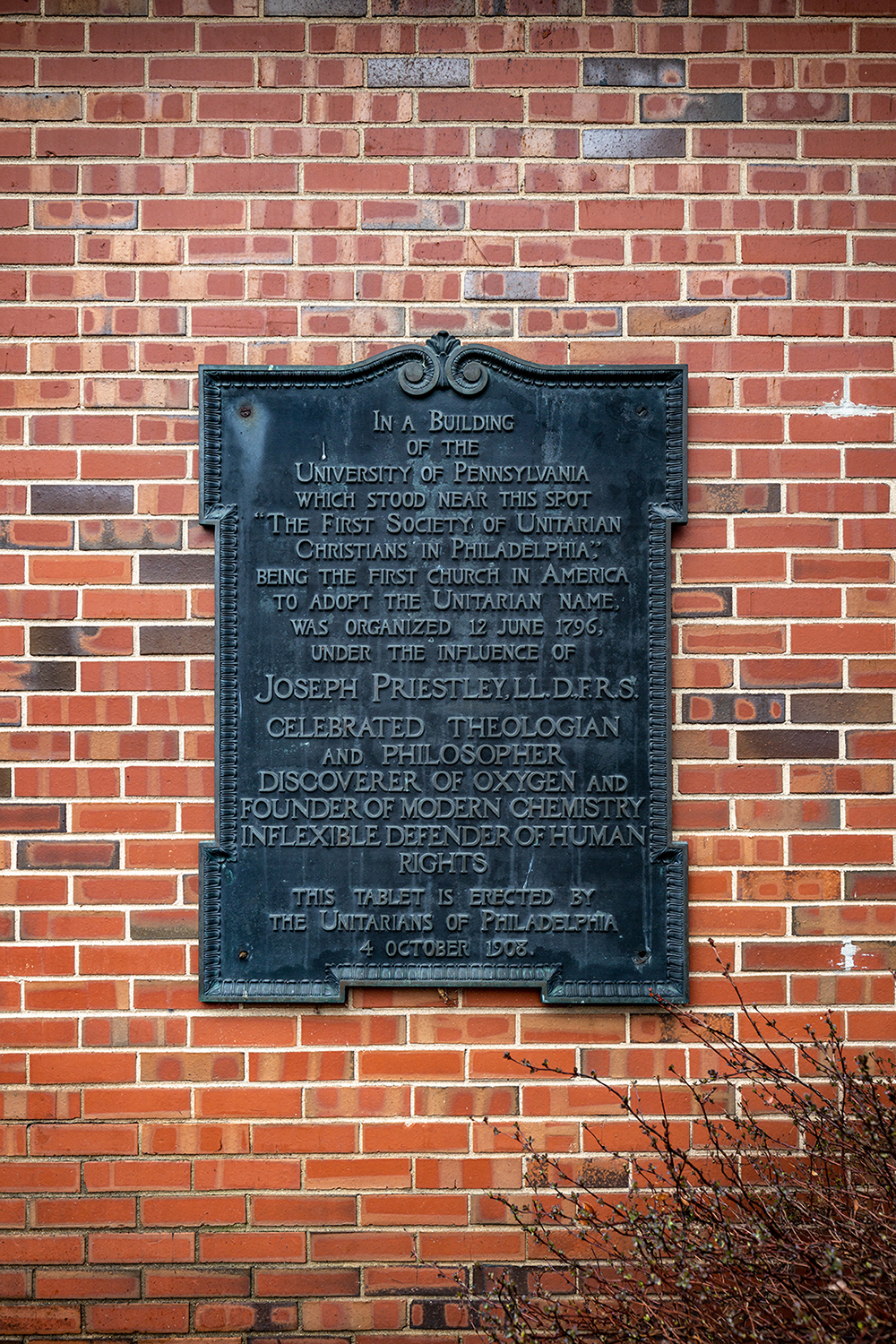 Whitefield's Preaching House