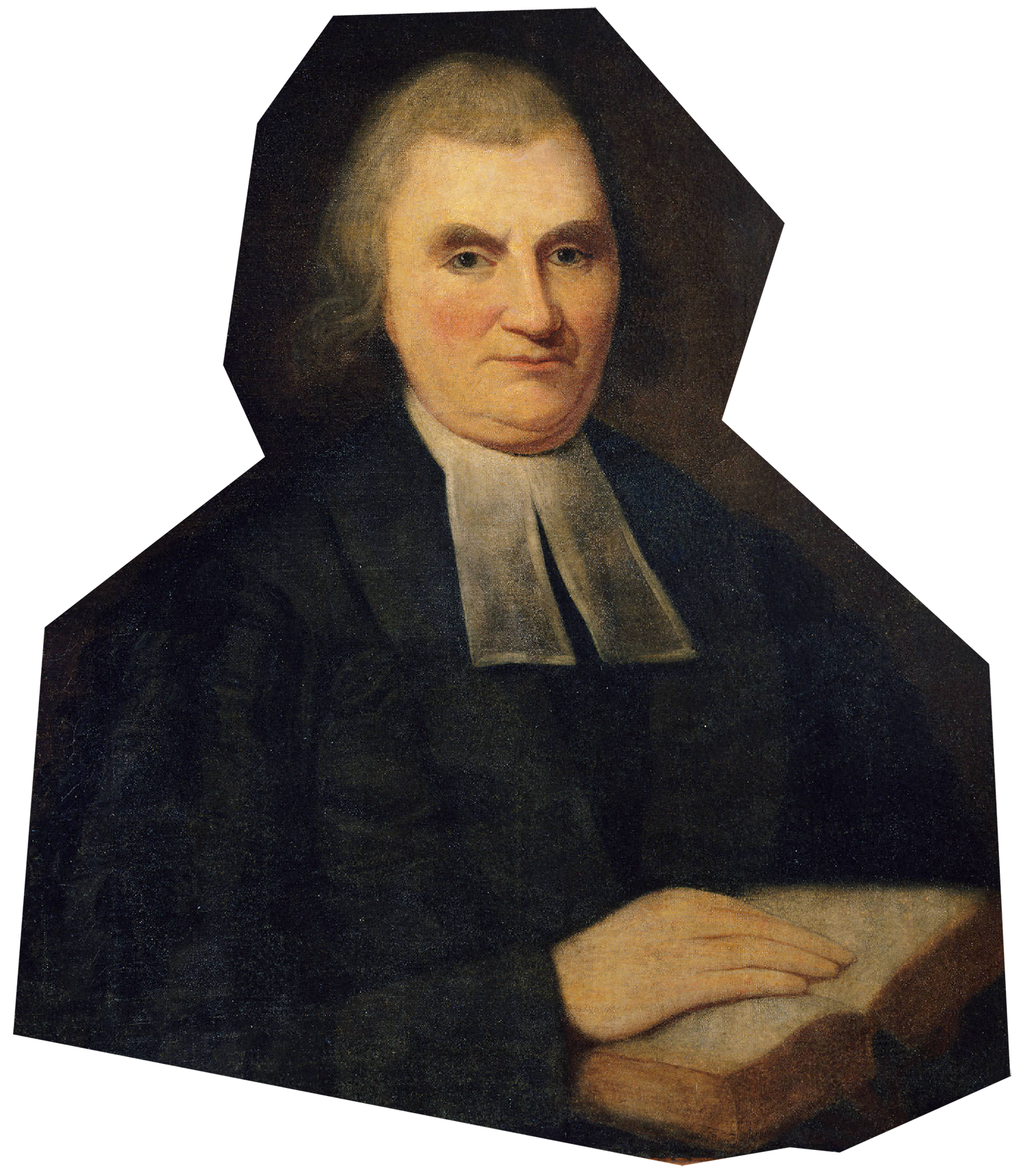 Portrait of John Witherspoon, Princeton's sixth president.