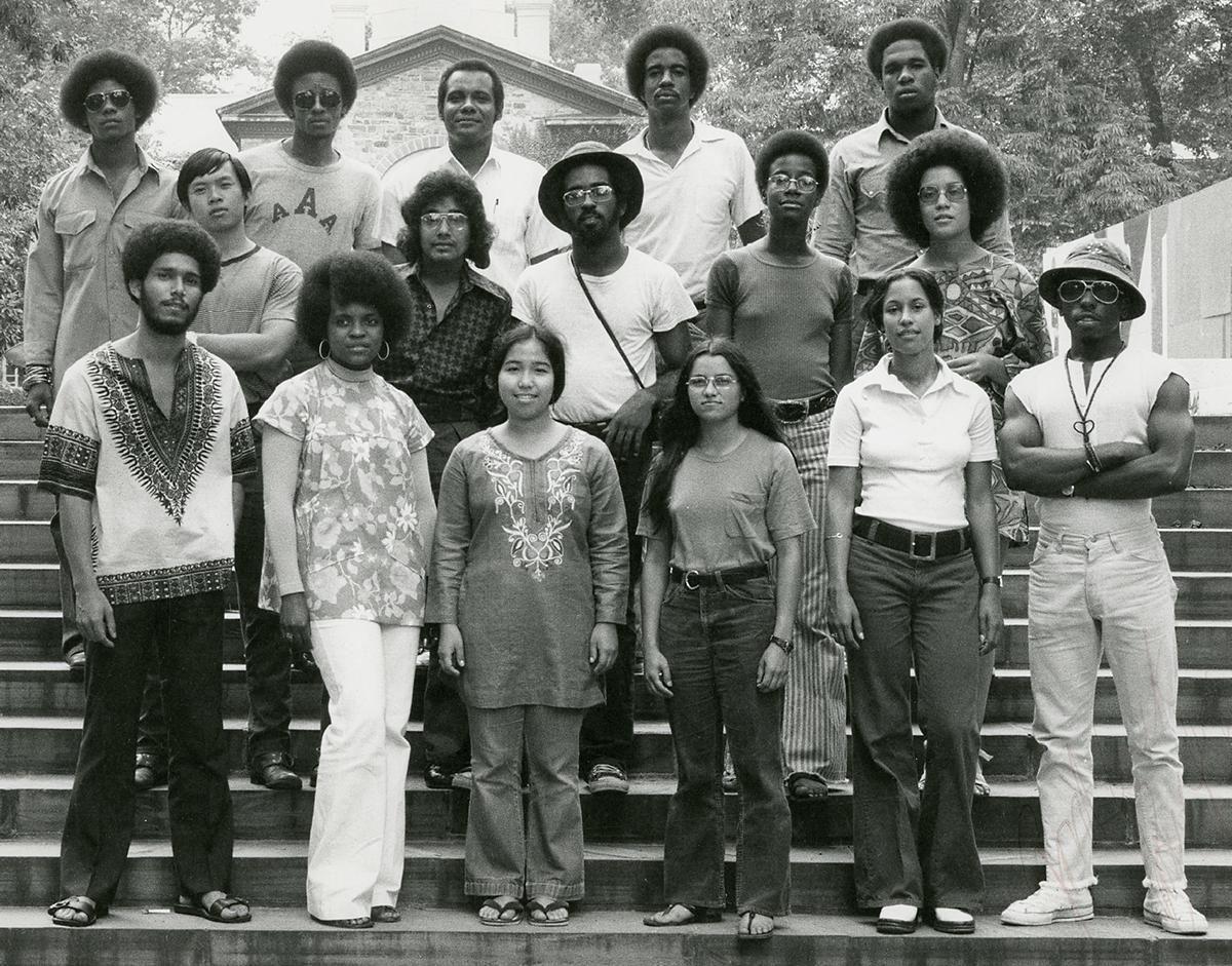 Summer 1972 Minority Orientation Teaching Assistants