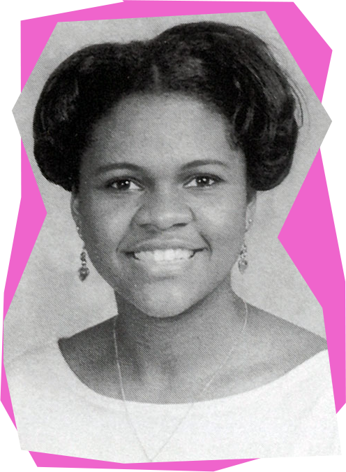 Yolanda Pierce '94, student who advocated for equal treatment from Princeton's local businesses in the 1990s.