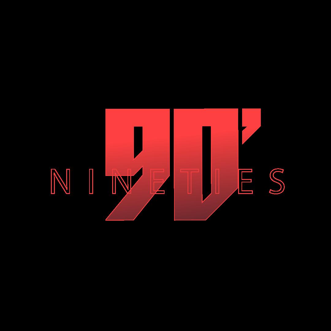 90s cbd brand creative logo design
