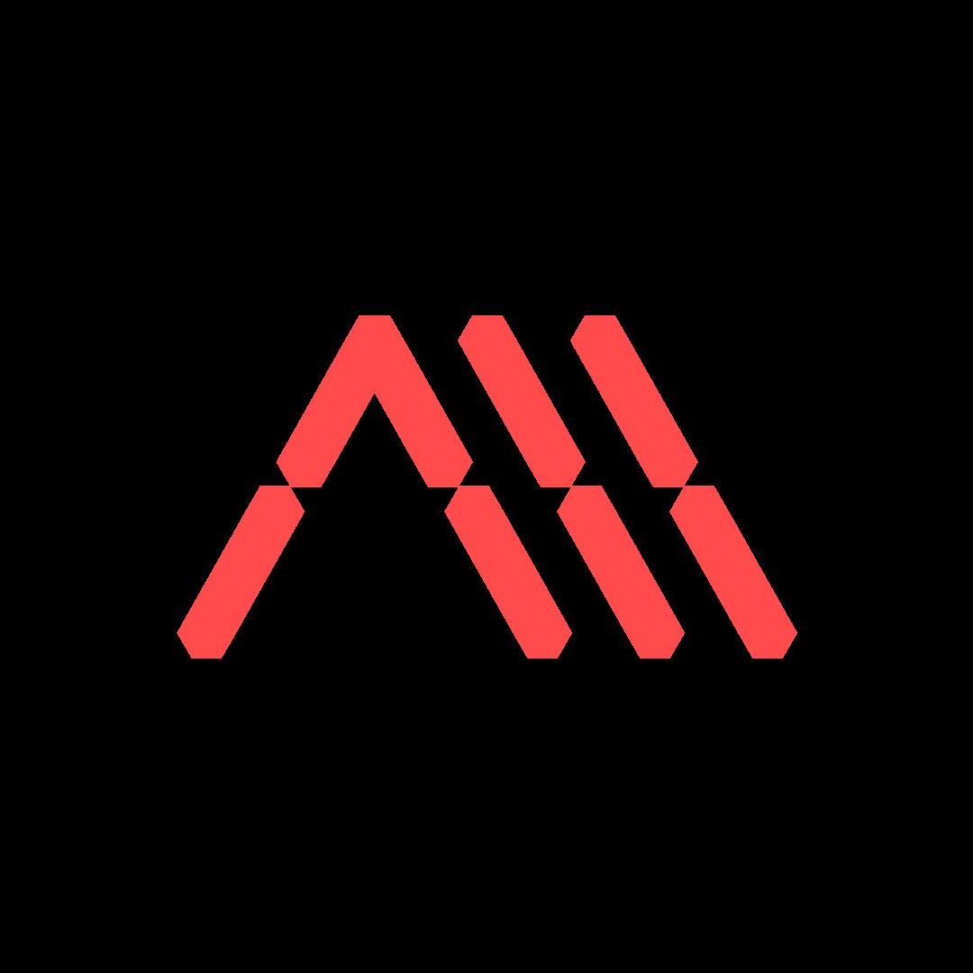 am internal advertising creative logo design