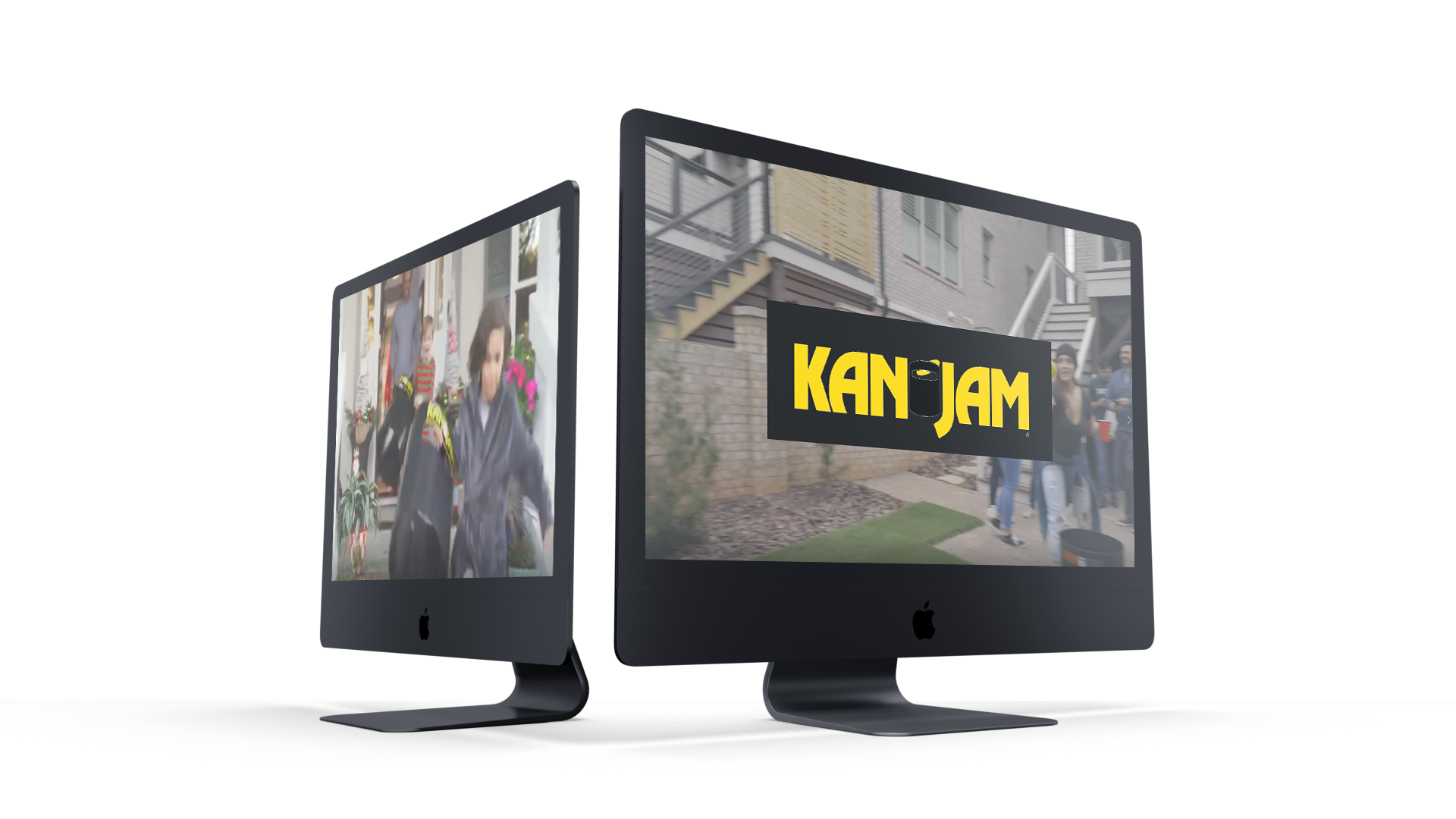 video ad created for kan jam
