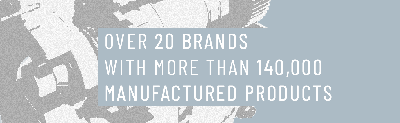 stat graphic stating spxflow has over 14000 manufactured products