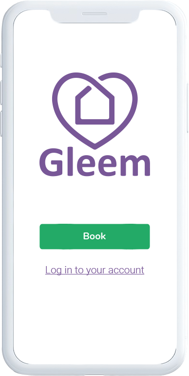 Gleem mobile app app store google play