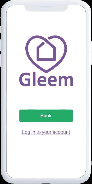 Gleem mobile app app store google play
