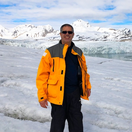 Photo of Kevin Saxe from Going Places Travel.