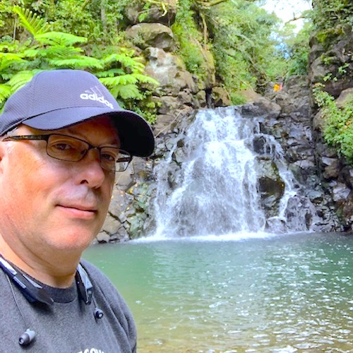 Photo of Ken Darrow from Going Places Travel.