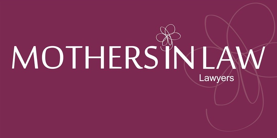 Mothers In Law Lawyers Logo