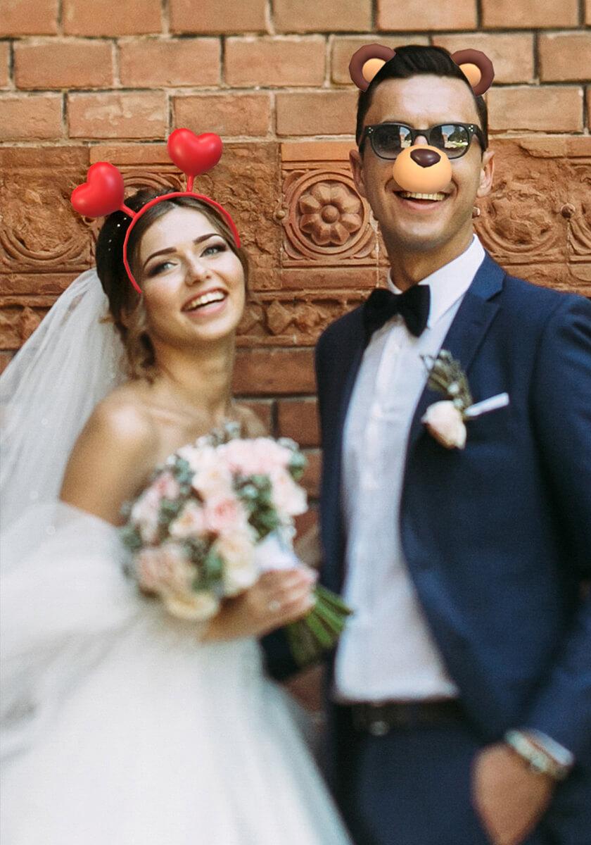 videobooth wedding