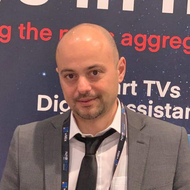 Nickolas Damofli founder at Boothic.com