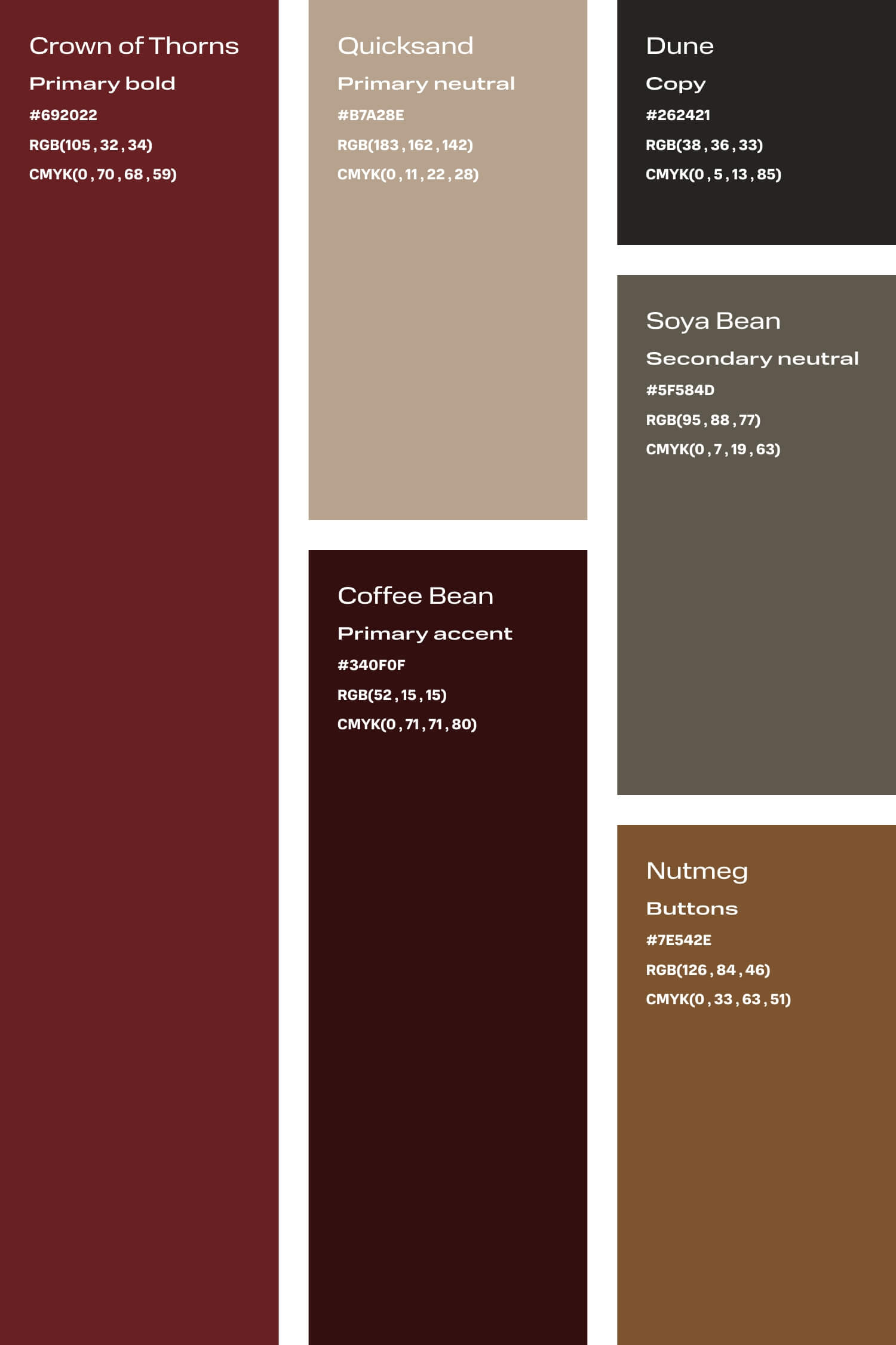 Wine and gold colour palette for small creative business DIY branding