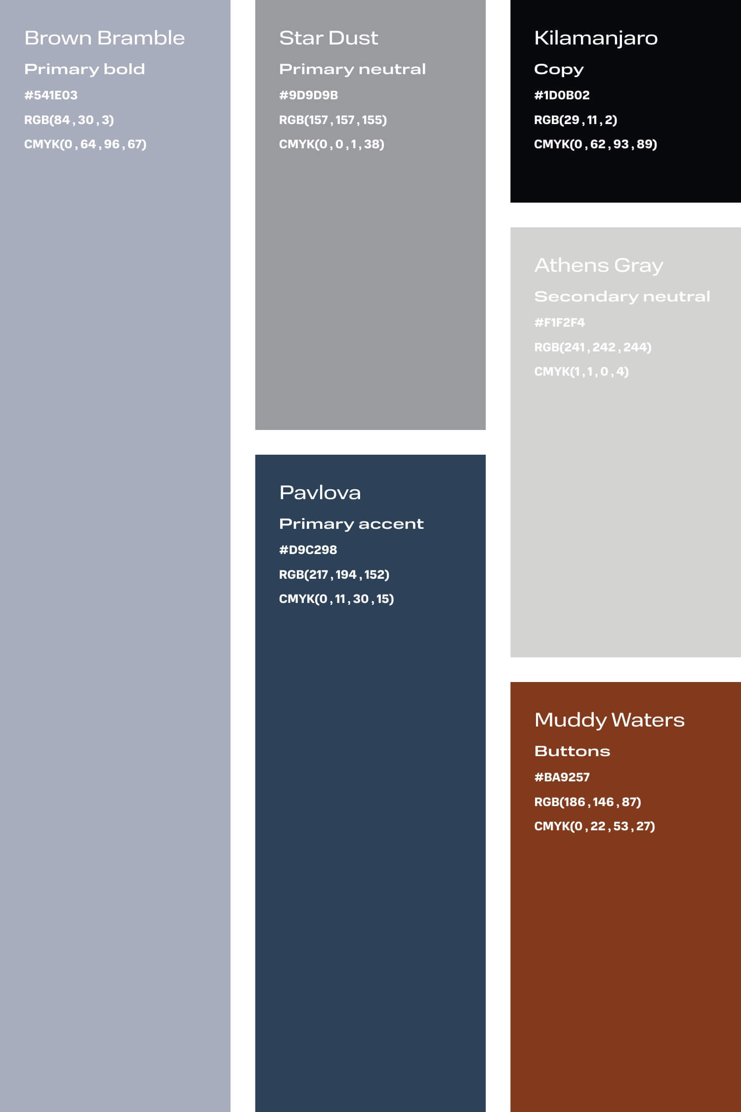 Periwinkle and navy colour palette for small creative business DIY branding