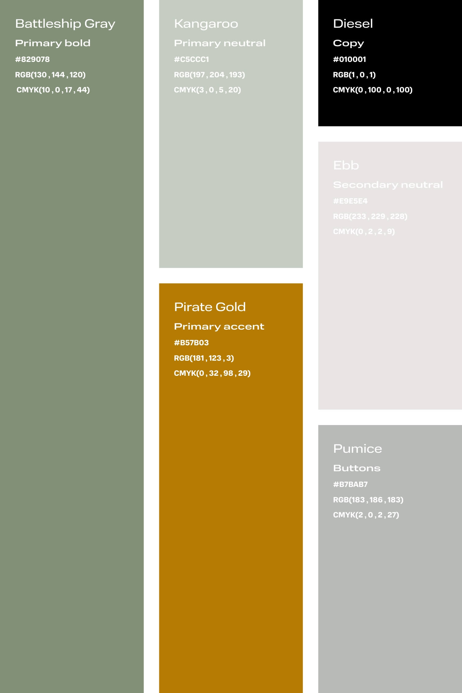 Green and mustard colour palette for small creative business DIY branding