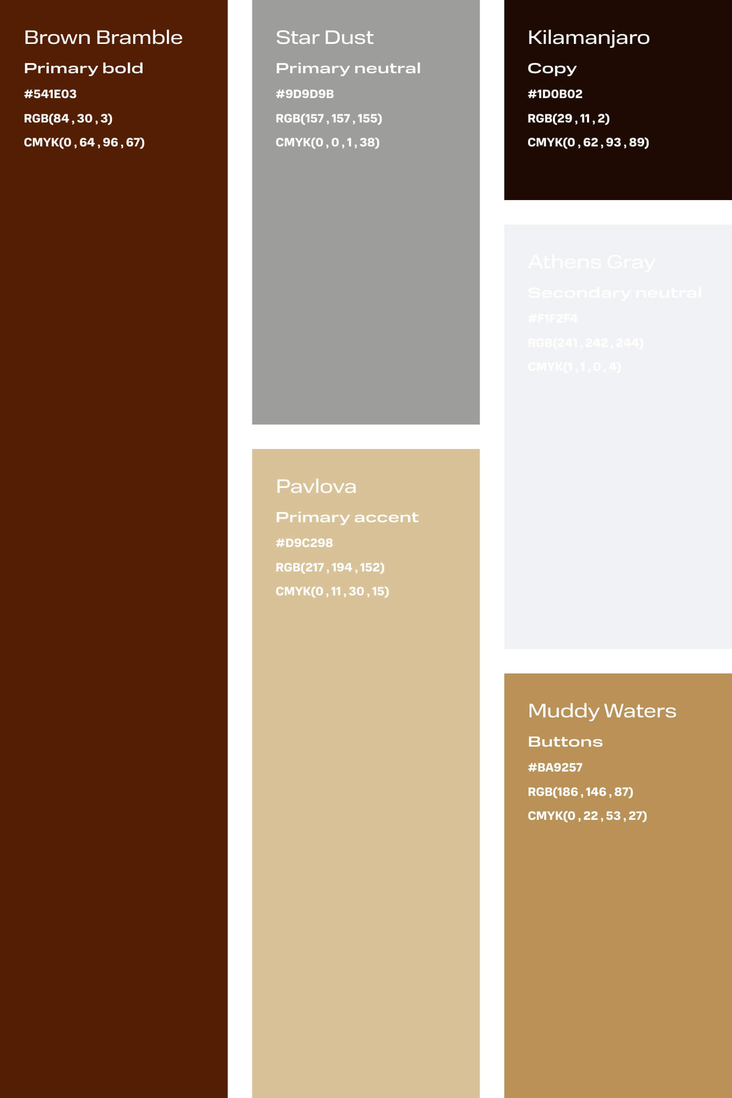 Lemon and maroon colour palette for small creative business DIY branding