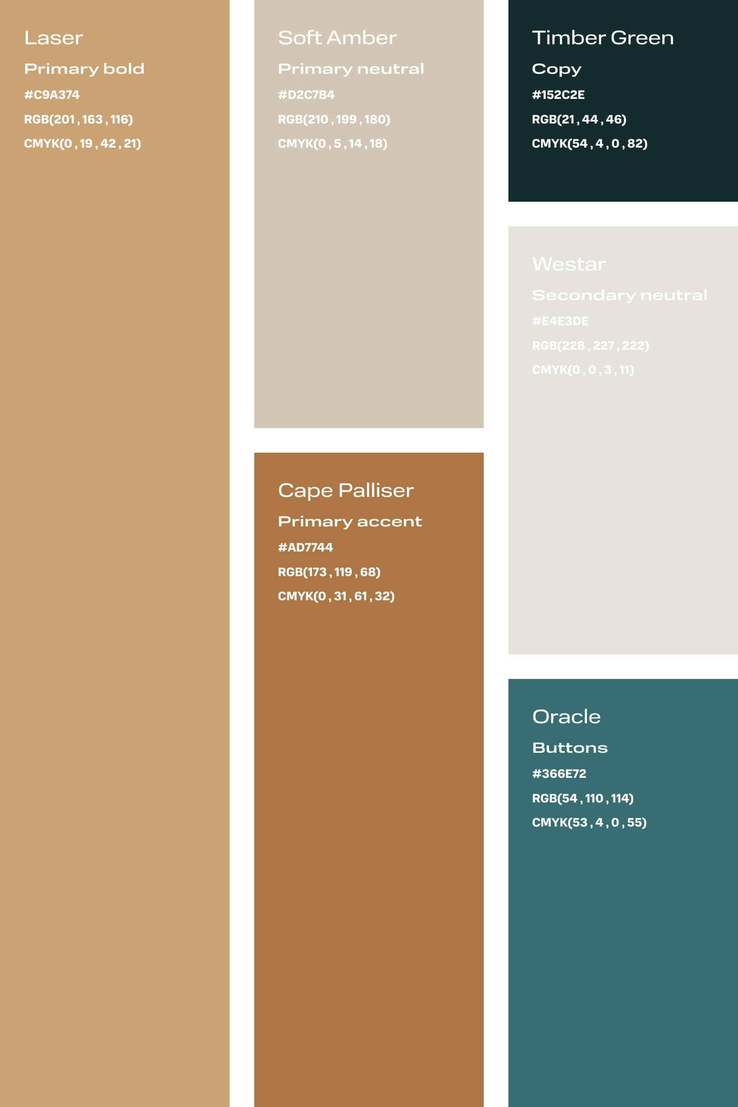 Tan and teal colour palette for small creative business DIY branding