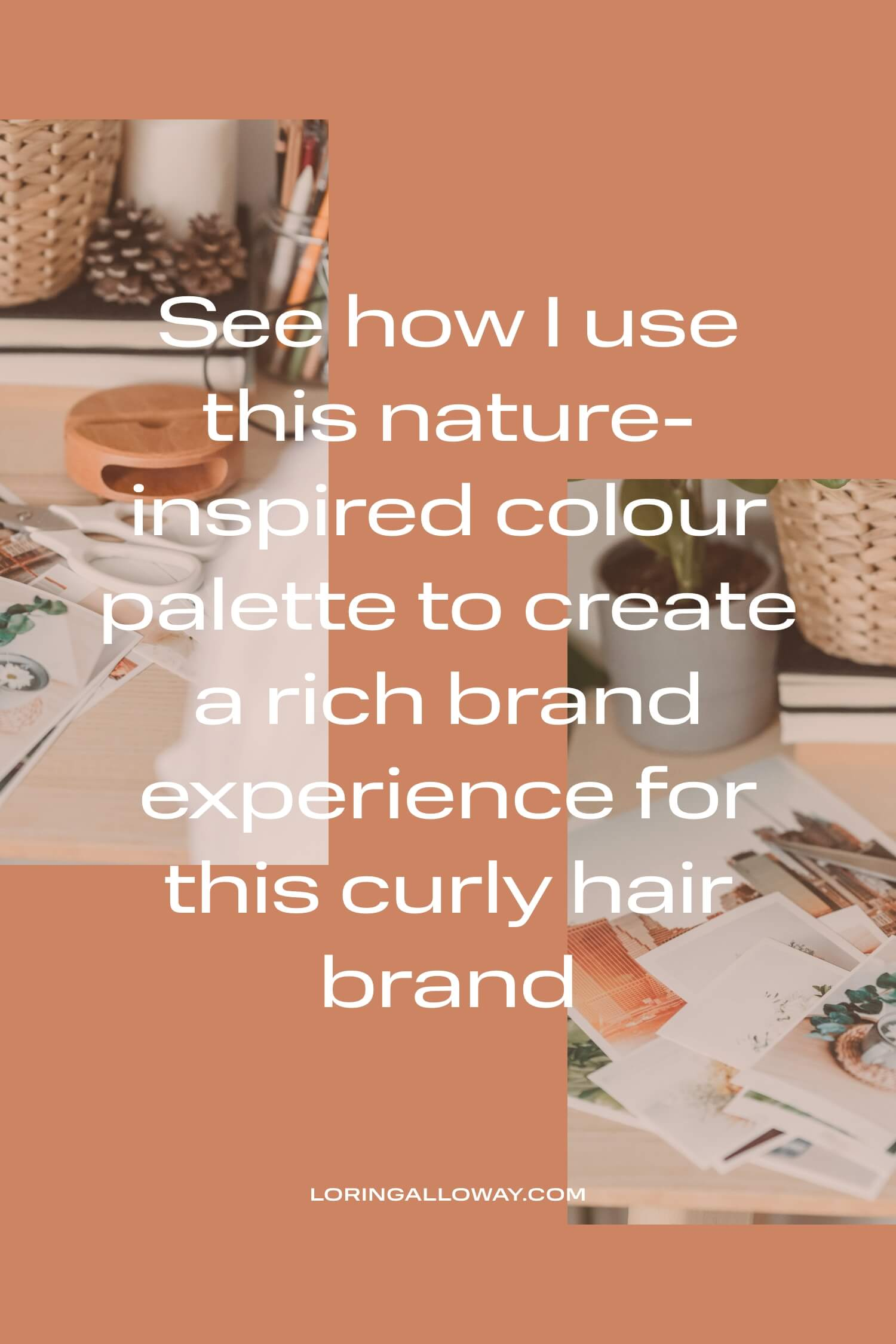 Download these colour palettes for your small creative business DIY branding project