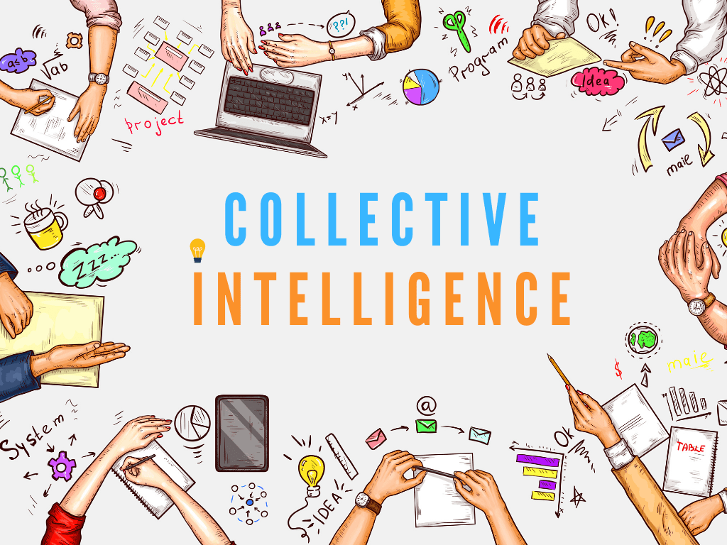 Use collective intelligence to boost team collaboration and creativity in Startups