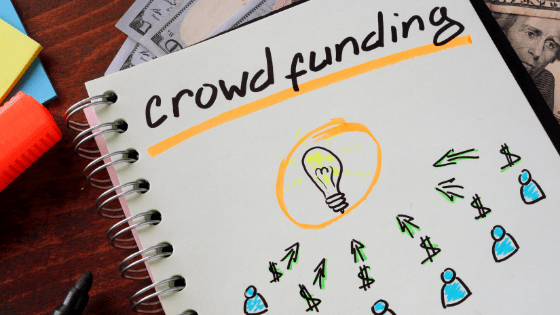 There are different models of crowdfunding, suitable for a variety of projects.