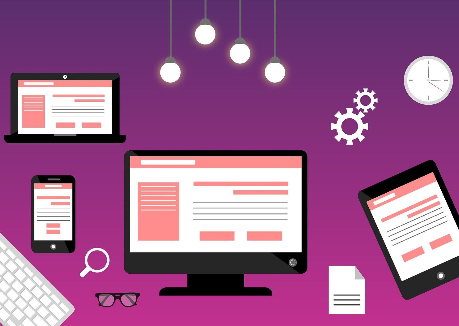 Choose the best website builder for your business!