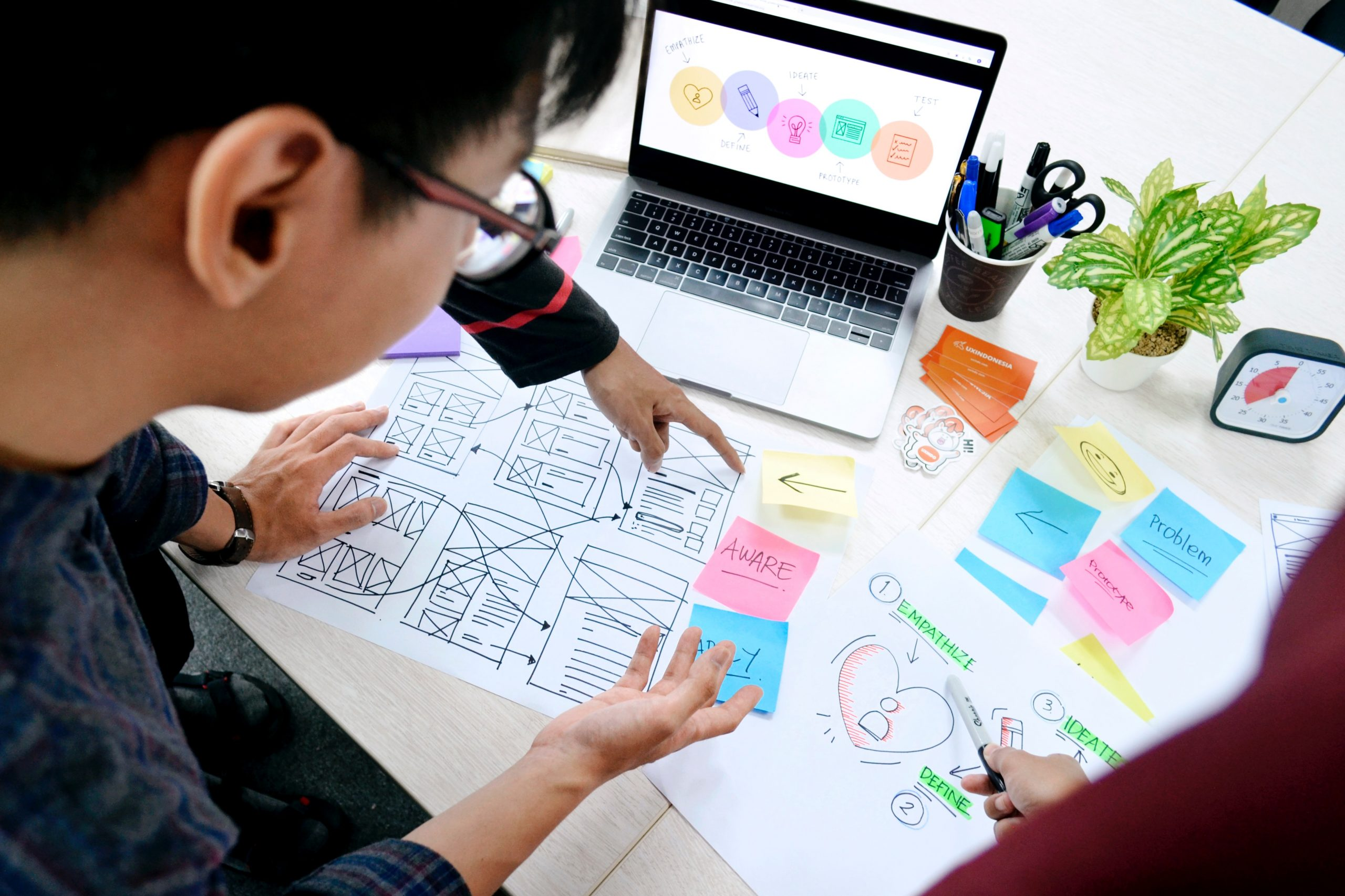 6 Tips for hiring a web designer