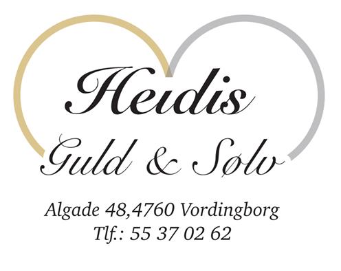 Heidi's Guld & Sølv