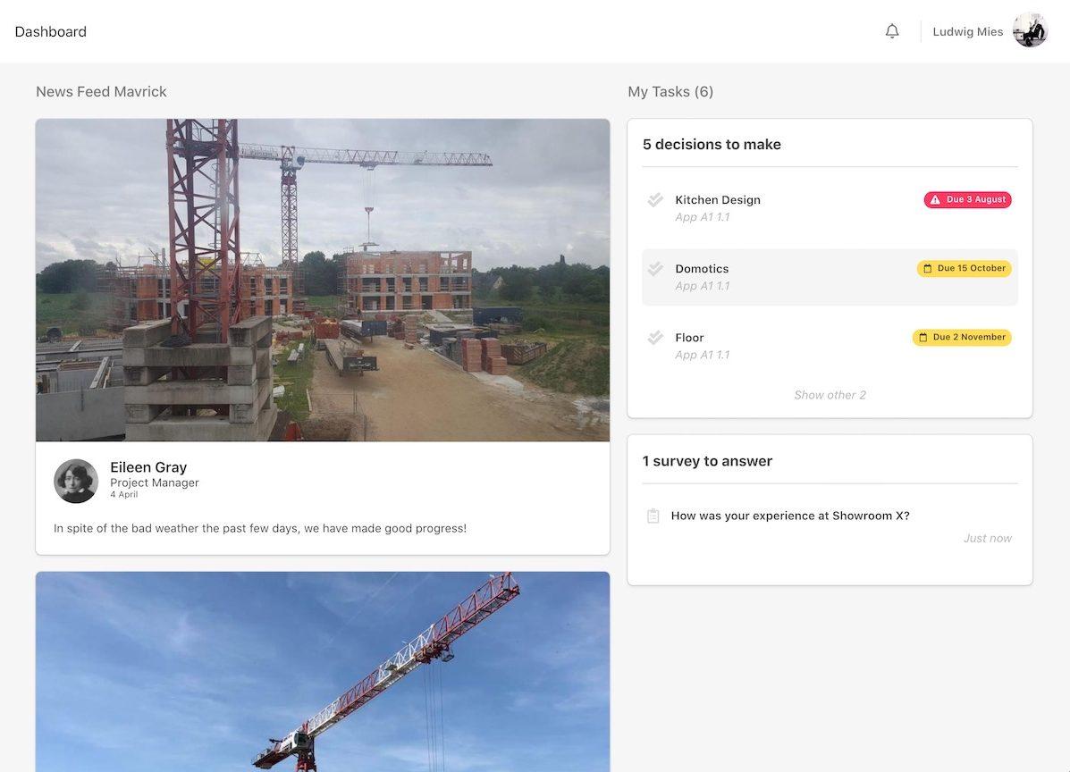 Dashboard Ziggu Platform