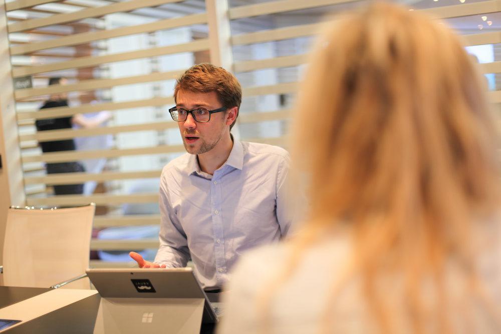 Damien Janssens de Bisthoven – Project Manager