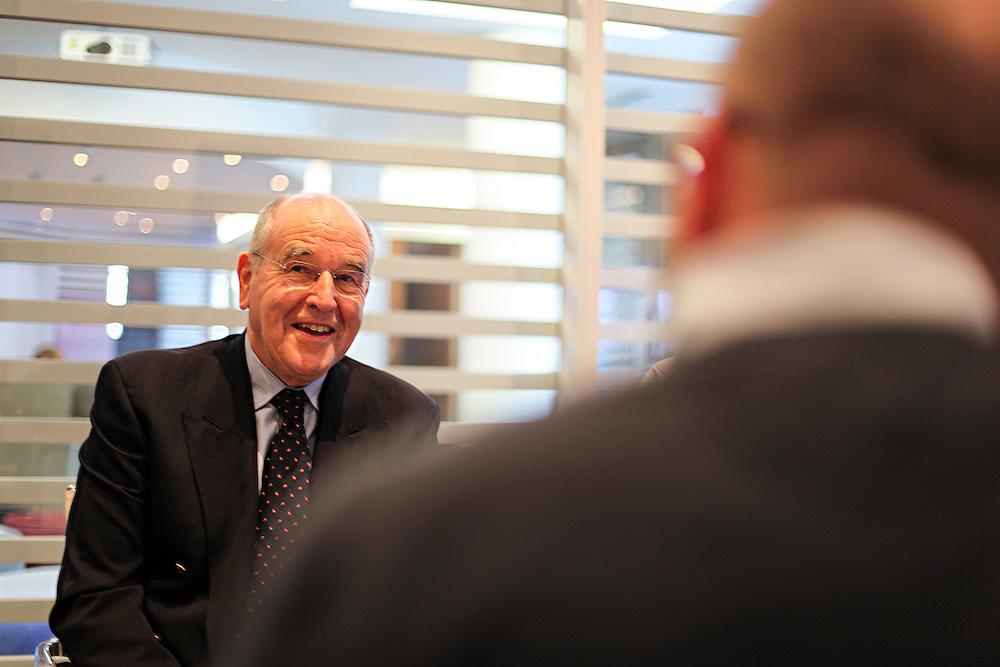 Jean-François Despret, Customer of BESIX RED in project Oxygen