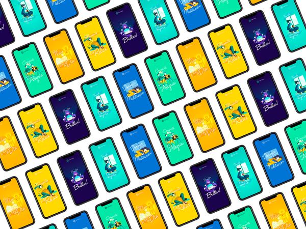 Bambú Wallpapers: para llenar tus días de mensajes positivos y color