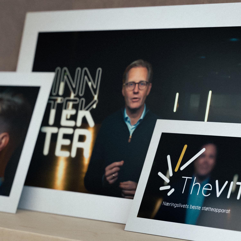 TheVIT-forklaringsfilmer Motion Graphics