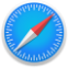 Download Apple Safari and open our website in your browser.