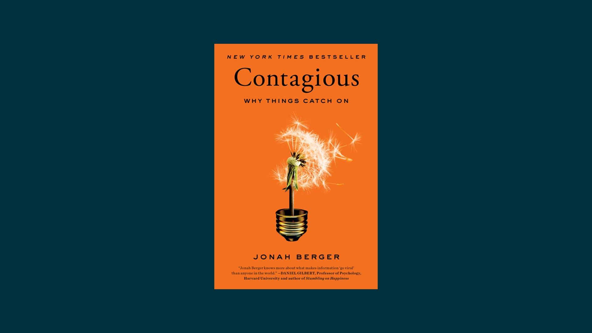 Contagious book.