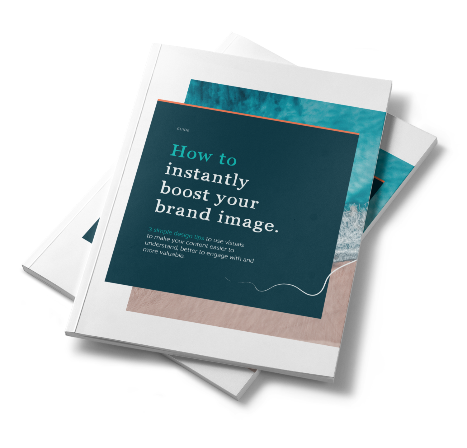 Get your free guide with three bonus tips: How to Boost your brand image.