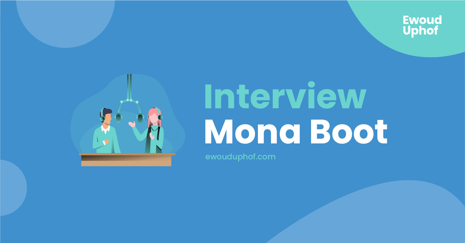 Interview Mona Boot