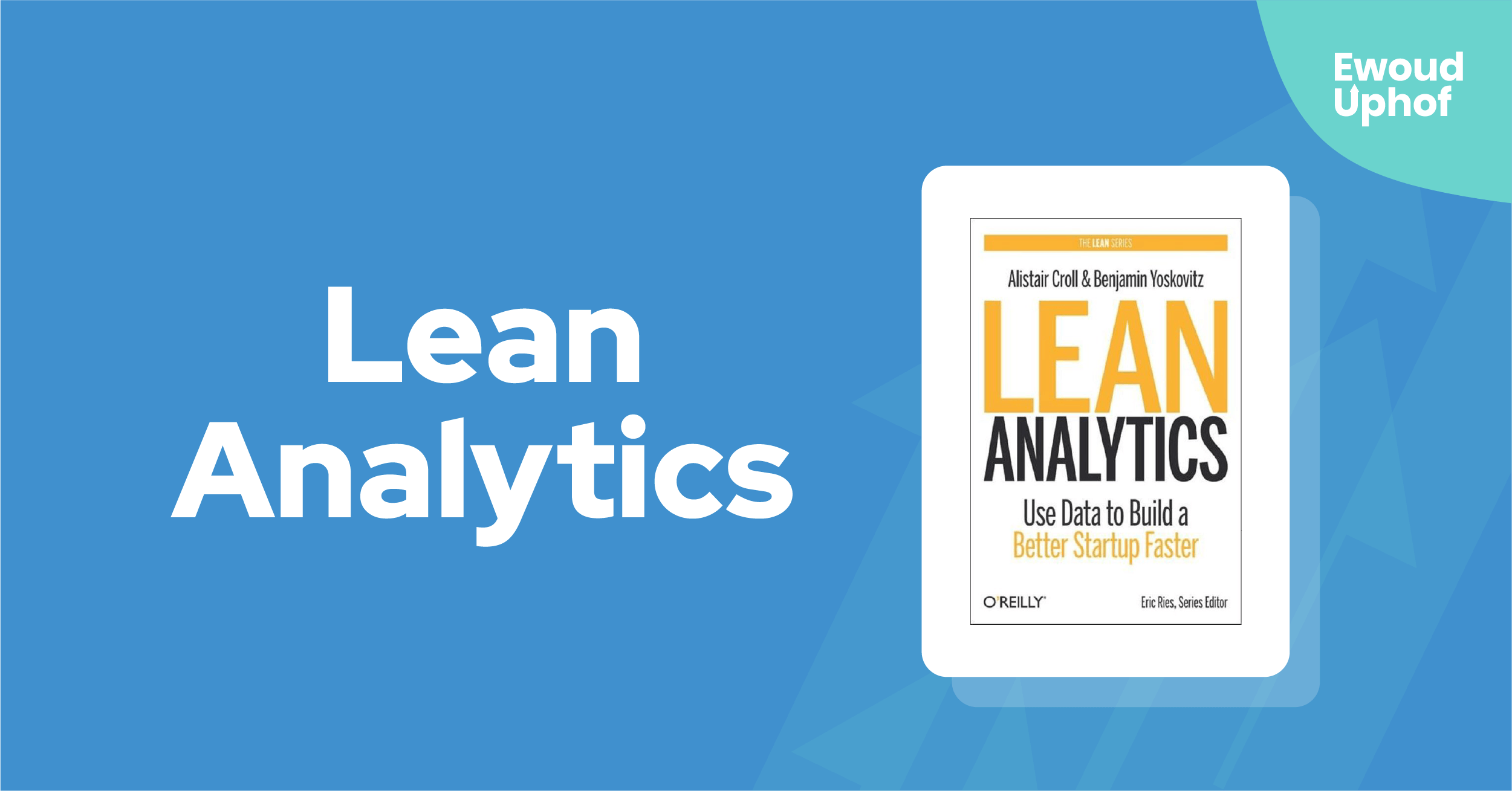 Lean Analytics samenvatting