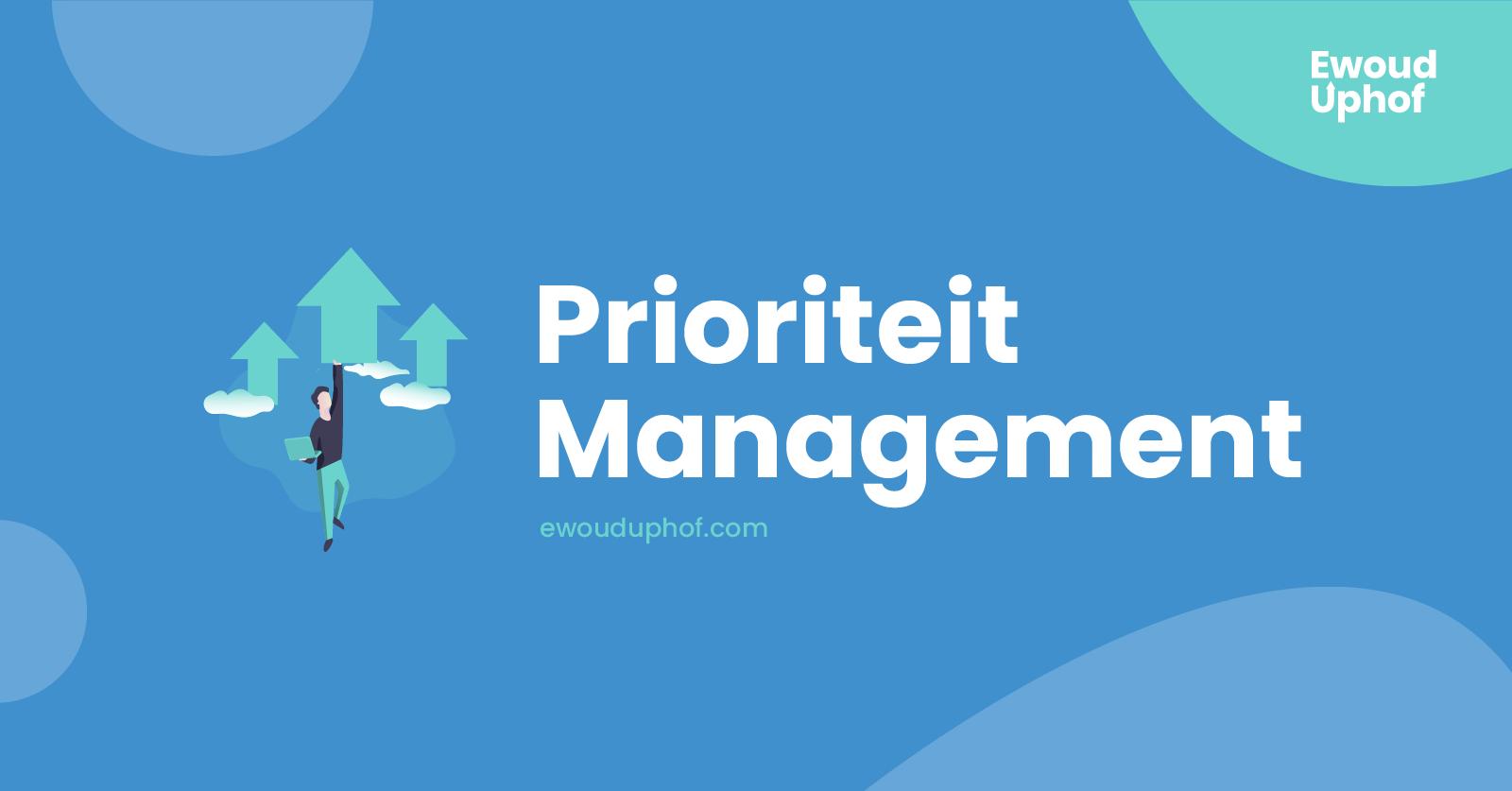 Prioriteit Management